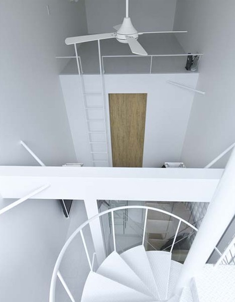 tokyo alley house 1