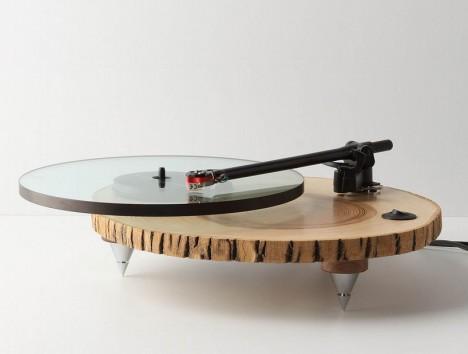 turntables audiowood 2