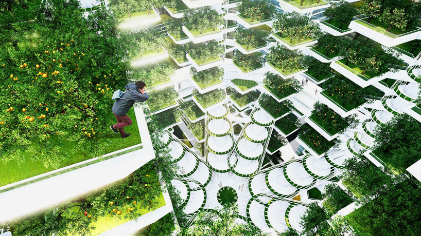 Sustainable Food in the City: 10 Smart Urban Farm Designs