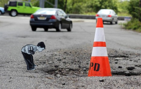 urban pothole inspector