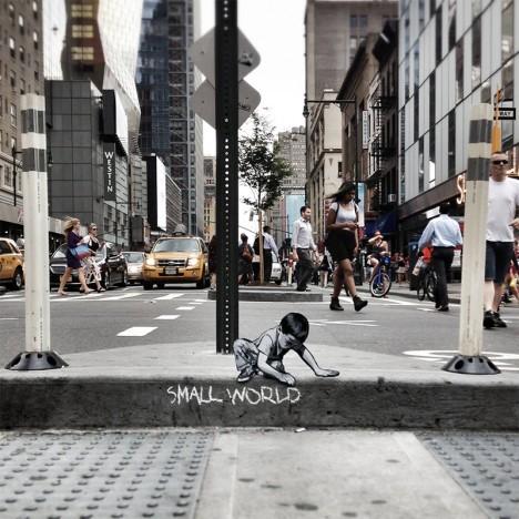 urban small world child