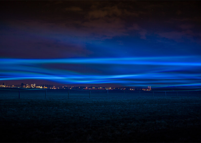 waterlicht surreal sky led