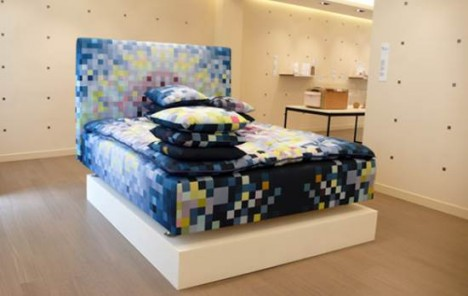 8 bit fashion 12 gamer geek wearables decor designs for 8 bit room decor