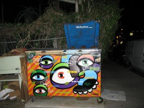 Dumpster Art 10a