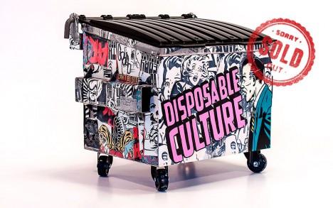 Dumpster Art 1b