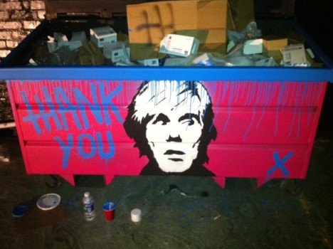 Dumpster Art 3a