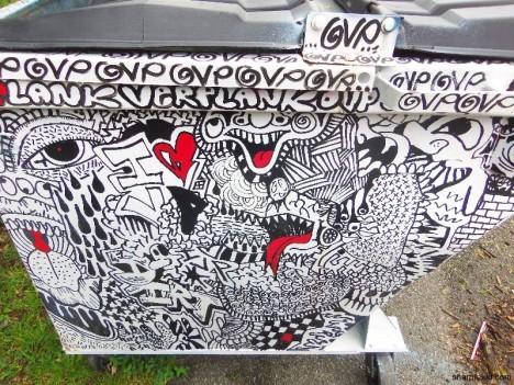 Dumpster Art 6b