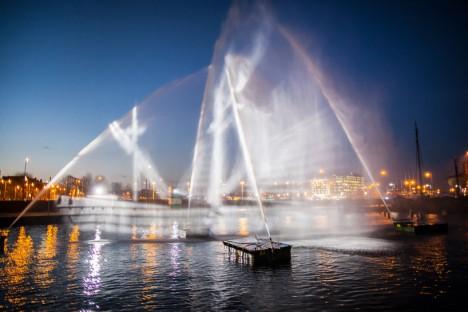 amsterdam light festival ship