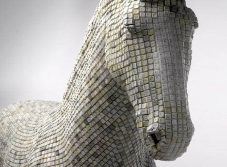 circuit art babis horse 2