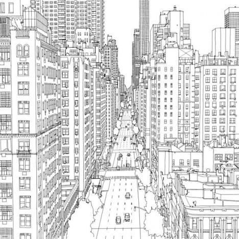 fantastic cities urban cityscape