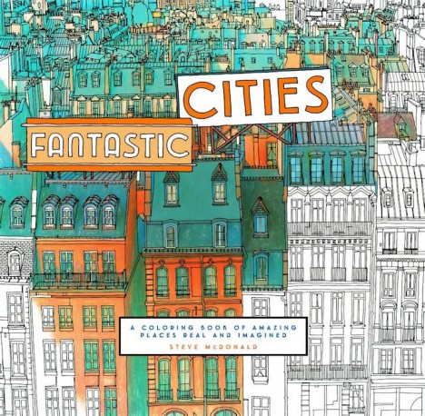 fantastic citiesss