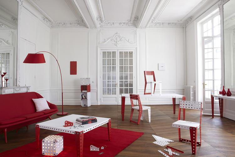 home furniture erector set