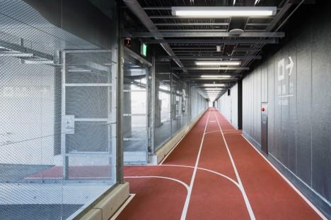 japan walking running