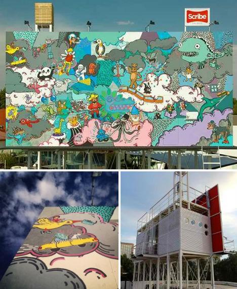 livable billboard