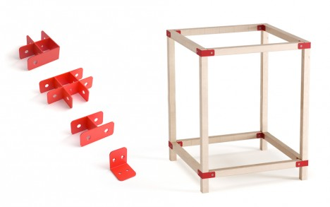 modular parts framework concept