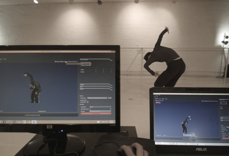 motion capture 8
