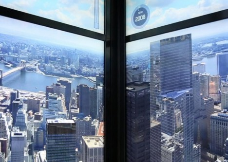 nyc wtc observation tower