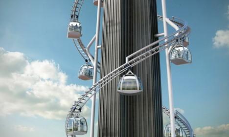 ob tower gondola new orleans 2
