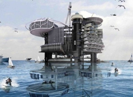 oil rig aquatic 1