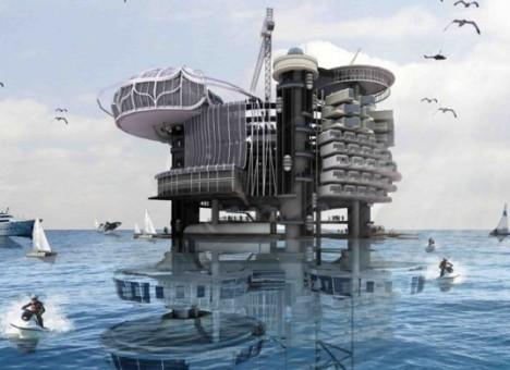 oil rig aquatic 1