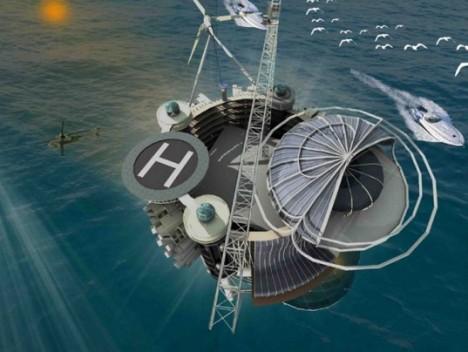 oil rig aquatic 2