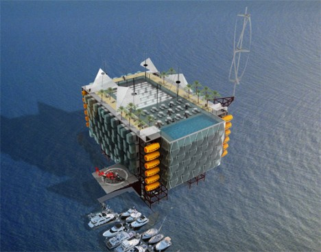 Oil Rigs Reclaimed 7 Ways To Reuse Obsolete Platforms