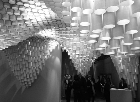 paper architecture ceiling parreno 2