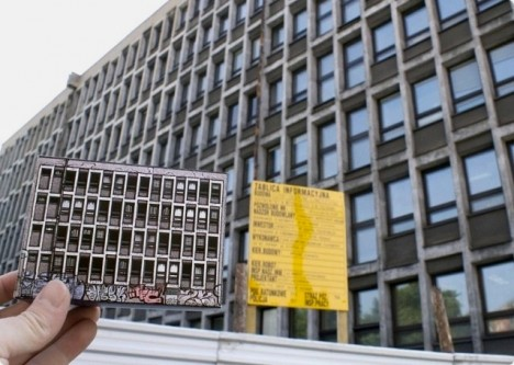 paper architecture modernist poland