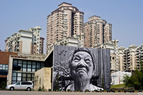 photographic murals wrinkles 4