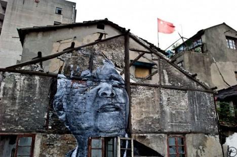 photogrpahic murals wrinkles 3