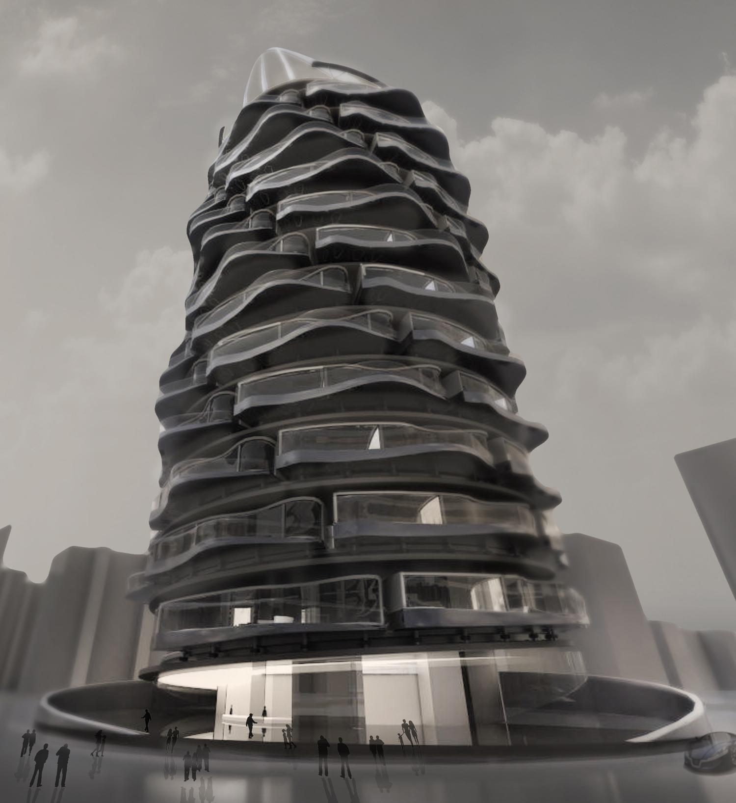 Dynamic Web Design Structure