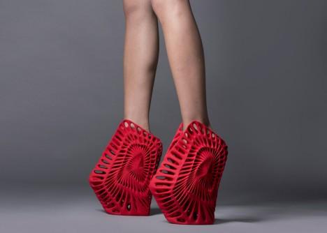 sea shell shoe