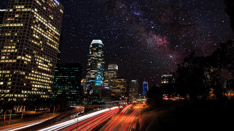 Secret Skies: See Starry Nights Normally Hidden by City Lights