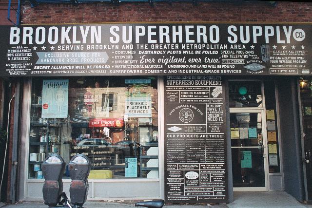 superhero supply