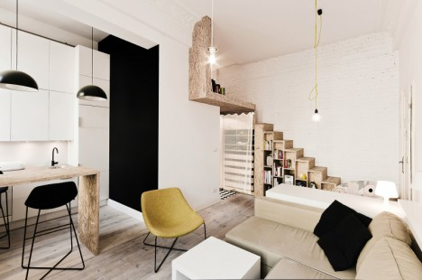 tiny apartments 29 square meters 1