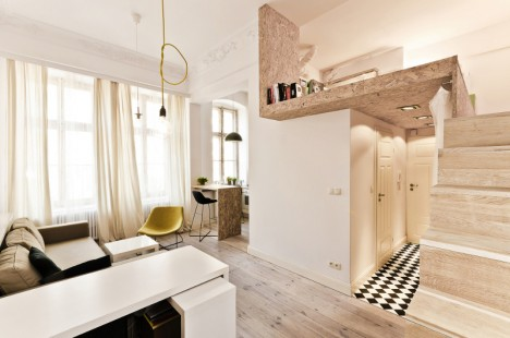 tiny apartments 29 square meters 3