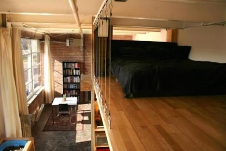 tiny apartments custom plywood 3