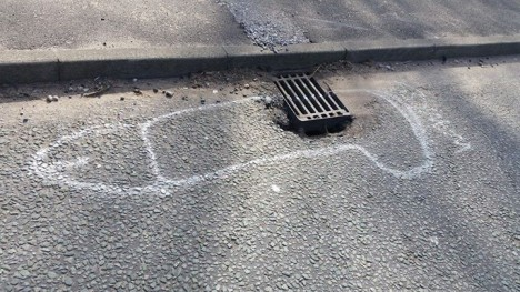 wanksy road penis street art