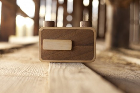 wood gadgets pinhole camera