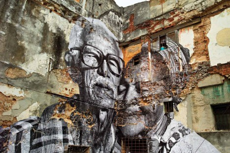 Portrait of a City: 31 Photographic Urban Street Art Murals