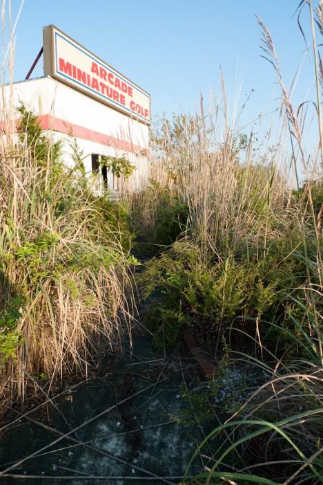 abandoned minigolf Wildwood NJ 5d