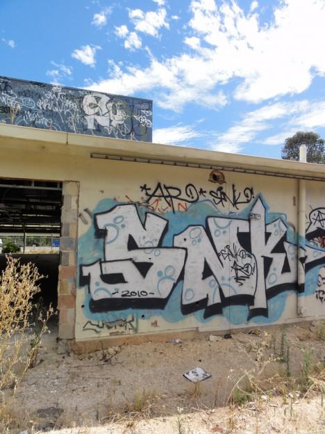 abandoned steakhouse Sizzler 6b