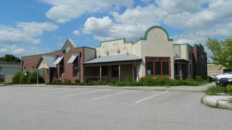 abandoned steakhouse Texas steakhouse saloon 1a