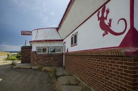 abandoned steakhouse Trinidad Colorado 2