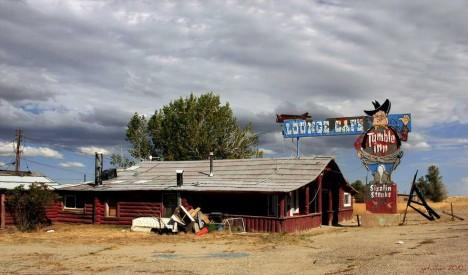 abandoned steakhouse Tumble Inn 4a