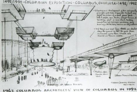 columbus in 1992