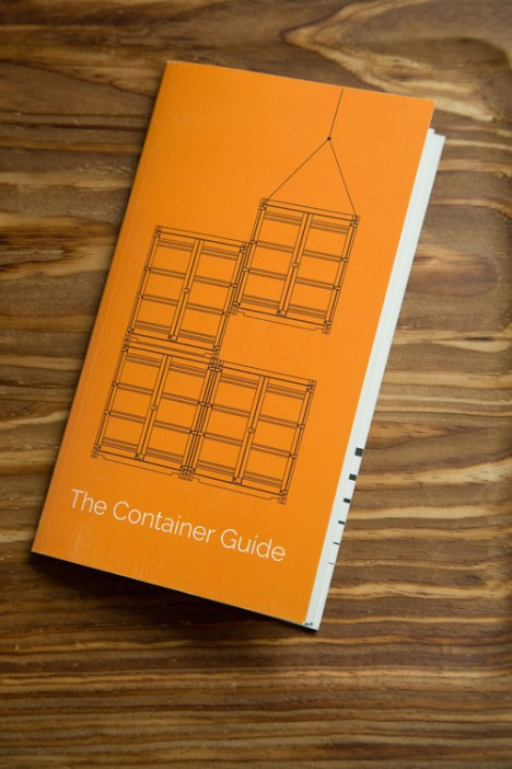 container guide publication