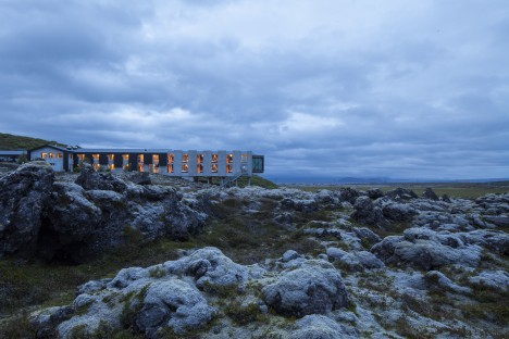 earth friendly luxury ion hotel iceland