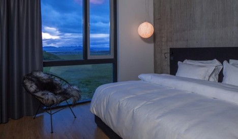 eco-friendly ion hotel iceland