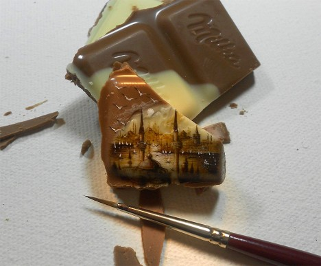 edible miniature paintings 2